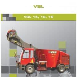 Wóz paszowy samojezdny VSL