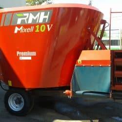 Wóz paszowy ciągniony Mixell 10V