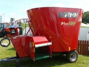 Wóz paszowy ciągniony Mixell 12V