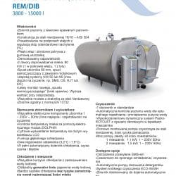 Schładzalnik do mleka REM/DIB